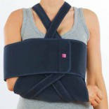 Бандаж для иммобилизации верхней конечности с дополнительным поясом Medi shoulder sling