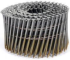 Гвозди барабанные для пневматического гвоздезабивного пистолета VOREL 75 х 2.5 мм 3000 шт 71995