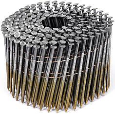 Гвозди барабанные для пневматического гвоздезабивного пистолета VOREL 80 х 2.8 мм 3000 шт 71996