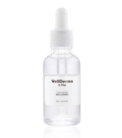 Эссенция для кожи с коллагеном WellDerma G Plus Earth Marine Moist Essence 30 мл