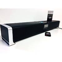 Саундбар INDENA акустическая колонка Home Theatre Bluetooth 60Вт Черная (G-809)