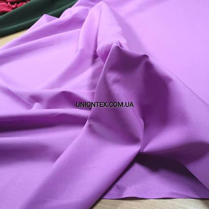 Рубашечная ткань сиреневая, фото 2