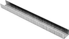 Скобы для пневматического степлера VOREL 10 х 13 х 0.95 мм 7500 шт 71971