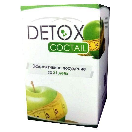 Detox Cocktail (Детокс Коктейль) коктейль для схуднення і очищення організму 19350