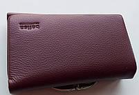 Женский кожаный кошелек Balisa PY-H144 бордовый Женские кожаные кошельки БАЛИСА оптом Одесса 7 км, фото 2