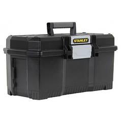 """Ящик для инструментов пластиковый 24"""" STANLEY """"One Latch"""" 60.5 x 28.7 x 28.7 см 1-97-510"""