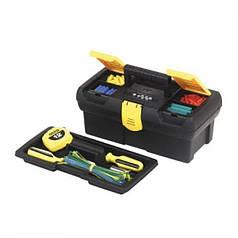 """Ящик для инструментов пластиковый 12.5"""" STANLEY 33 х 17 х 13.5 см с органайзерами 1-93-333"""