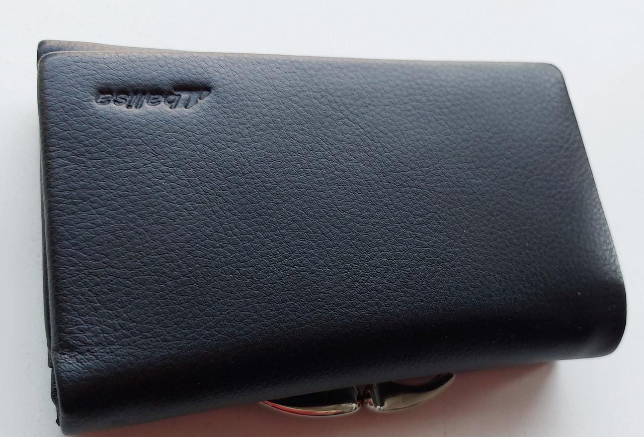 Женский кожаный кошелек Balisa PY-H149 черный Женские кожаные кошельки БАЛИСА оптом Одесса 7 км