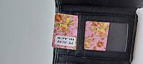 Женский кожаный кошелек Balisa PY-H149 черный Женские кожаные кошельки БАЛИСА оптом Одесса 7 км, фото 6