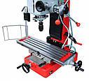 Вертикальный сверлильно-фрезерный станок ZX 7050 пр-ва Holzmann, Австрия, фото 4