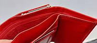 Женский кожаный кошелек Balisa PY-H149 ярко-красный Женские кожаные кошельки БАЛИСА оптом Одесса 7 км, фото 4