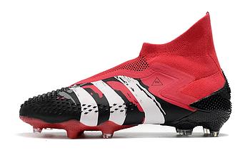 Бутсы adidas Predator Mutator 20+ FG black/red/white
