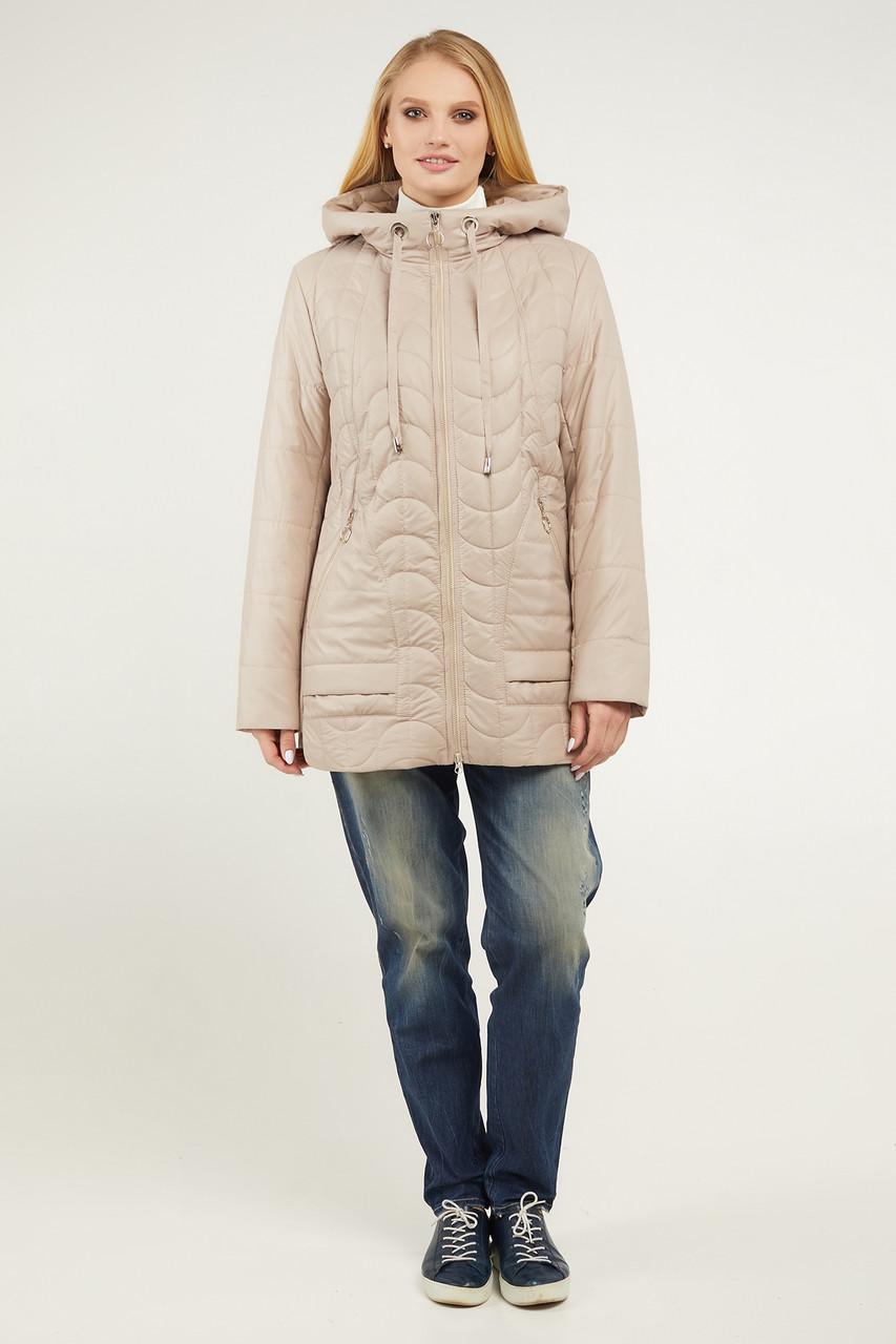 Весняна куртка великих розмірів Марбелья