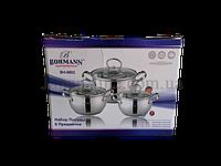 Набор посуды BOHMANN BH 0602 6 пр.