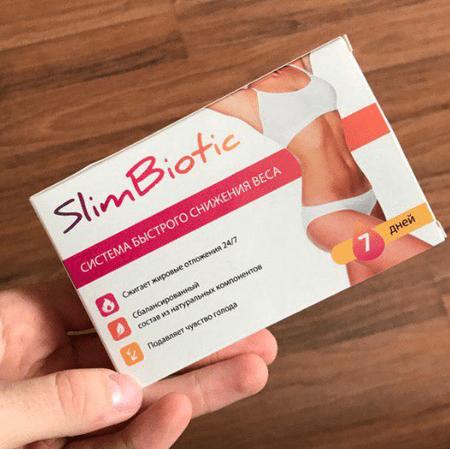 SlimBiotic (СлимБиотик) средство для похудения 17435