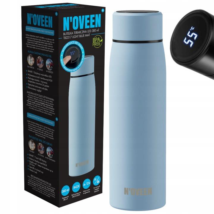 Термобутылка з дисплеєм Smart Noveen TB2217