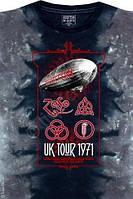 Футболки Liquid Blue UK TOUR 1971