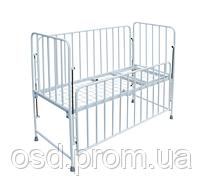 Кровать детская функциональная ЛДф.1.0.1.1.М