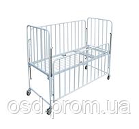 Кровать детская функциональная ЛДф.1.1.1.1.М