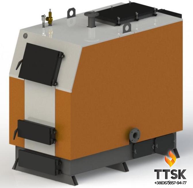Твердотопливный котел Kotlant КВ-450 базовой комплектации