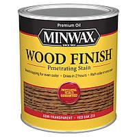 Масляная морилка MINWAX WOOD FINISH (провинциал 215) 0,946 л
