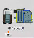 Твердотопливный котел Kotlant КВ-350 с электронной автоматикой и вентилятором, фото 2