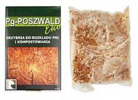 Биодеструктор для разложения древесины, компостирования 0,6 л, PG POSZWALD EKO