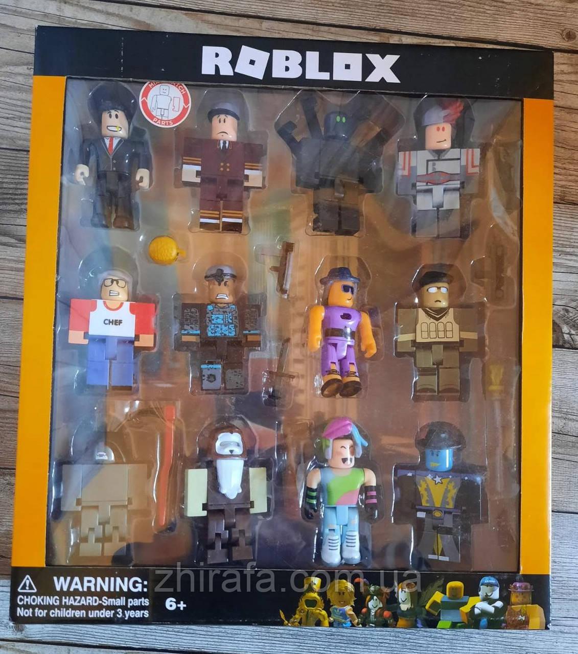 Набір фігурок Roblox Герої Роблокс ,