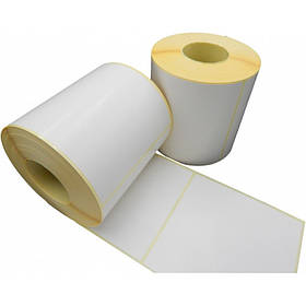 Термоэтикетка 1 шт 101x101.5 мм 500 этикеток White Tama 17176