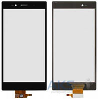 Сенсор (тачскрин) для Sony Xperia Z Ultra C6802 XL39h, Xperia Z Ultra C6806, Xperia Z Ultra C6833 Black