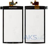 Сенсор (тачскрин) для Sony Ericsson Xperia arc LT15i, Xperia arc S LT18i, Xperia Arc X12 Black