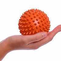 Мяч массажный для самомассажа спины. Массажер для спины в виде мяча диаметром 9 см