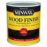 Масляная морилка MINWAX WOOD FINISH (черный 274) 0,946 л
