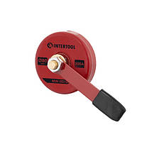 Контакт магнитный с рукояткой Ø80 мм 500 А INTERTOOL MW-0010