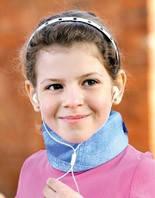 Комфортный шейный воротник Medi protect.Collar soft