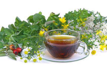 Чай травяной листовой