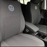 Авточохли Prestige на передні сидіння Volkswagen Crafter 1+2 ,, фото 4
