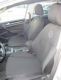 Авточохли Prestige на передні сидіння Volkswagen Crafter 1+2 ,, фото 6