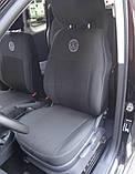 Авточохли Prestige на передні сидіння Volkswagen Crafter 1+2 ,, фото 7