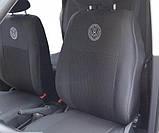Авточохли Prestige на передні сидіння Volkswagen Crafter 1+2 ,, фото 5