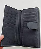 Женский кожаный кошелек с визитницей Balisa 140-581 черный Кожаные кошельки оптом, фото 5