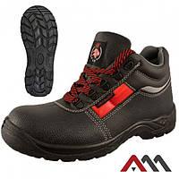 Ботинки BTMAN. Рабочая защитная обувь с метал. носком. Спецобувь.41 размер