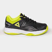 Кроссовки для тенниса женские Peak Sport E73348C-BLA 34 Черный