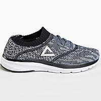 Кроссовки для спорта женские Peak Sport E72168H-BLA 34 Черный