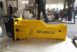 Гидравлический отбойный молот с глушителем Sparkle SP530
