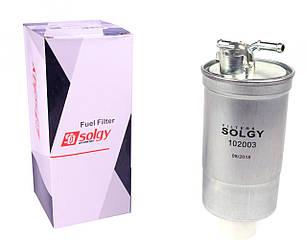 Фильтр топливный VW LT 2.5-2.8TDI 96-06 SOLGY (Испания) 102003