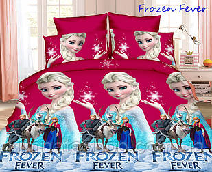 ТМ TAG Комплект постільної білизни Frozen Fever