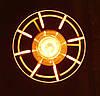 Підвісна люстра на 3-лампи SANDBOX-3 E27 білий, фото 6