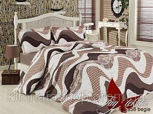 ТМ TAG Комплект постельного белья R6958 begie