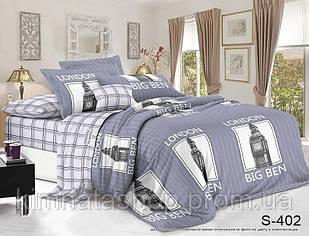 ТМ TAG Комплект постельного белья с компаньоном S402